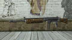 R91 Assault Rifle для GTA San Andreas