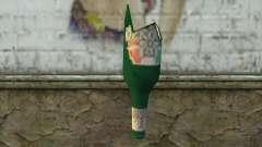 Разбитая бутылка из GTA 5