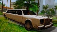 Greenwood Limousine для GTA San Andreas