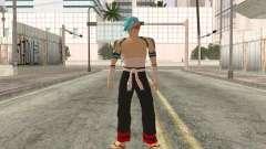 Kamina Sama для GTA San Andreas