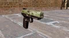 Пистолет FN Five-seveN Green Camo