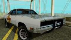 Dodge Charger 1969 Hard Rock Cafe