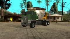 Цементовоз из GTA 4 для GTA San Andreas