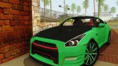 Nissan GTR Streets Edition