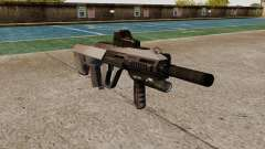 Автомат Steyr AUG-A3 Optic Chrome для GTA 4