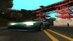 ENB mod для очень слабых ПК для GTA San Andreas