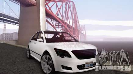 Karin Asterope V1.0 для GTA San Andreas