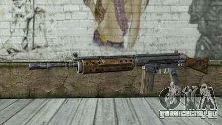 R91 Assault Rifle для GTA San Andreas