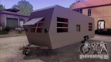 Прицеп Caravan для GTA San Andreas