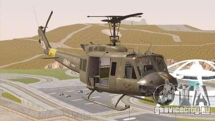 UH-1 Huey для GTA San Andreas