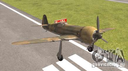 IAR 80 - Romania No 91 для GTA San Andreas