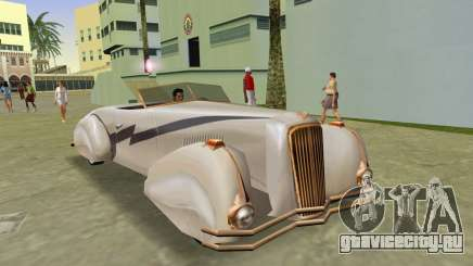 Cadillac Series 37-90 1937 V16 Cabriolet для GTA Vice City