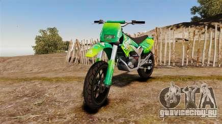 GTA V Maibatsu Sanchez wheels v2 для GTA 4