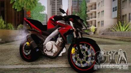 Yamaha V-Ixion 2014 для GTA San Andreas