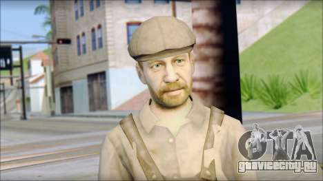 Male Civilian Worker для GTA San Andreas третий скриншот