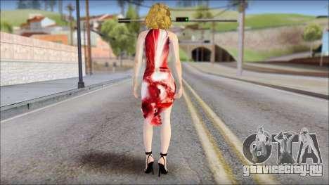Masha Dress для GTA San Andreas второй скриншот
