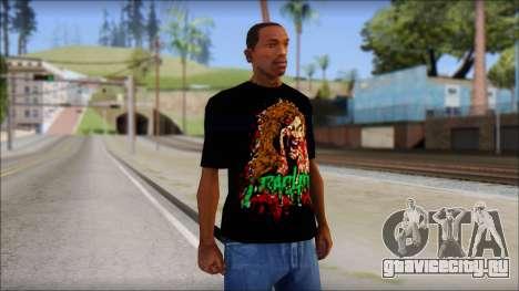Trapheim T-Shirt Mod для GTA San Andreas