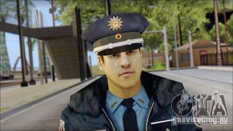 Deutscher Polizist для GTA San Andreas третий скриншот