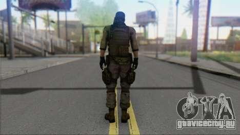Piers Nivans v1 для GTA San Andreas второй скриншот