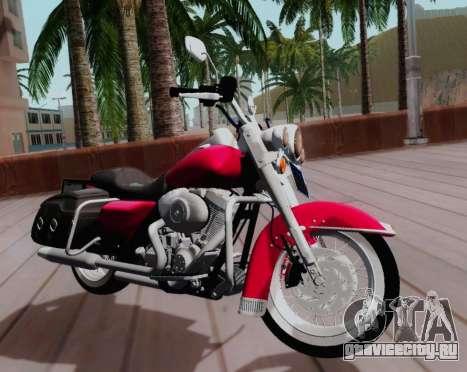 Harley-Davidson Road King Classic 2011 для GTA San Andreas