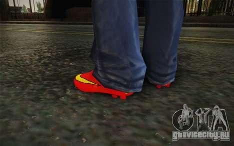 Nike Mercurial Victory 2014 для GTA San Andreas третий скриншот