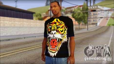 Ed Hardy Lion T-Shirt для GTA San Andreas