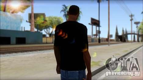 Trivium T-Shirt Mod для GTA San Andreas второй скриншот