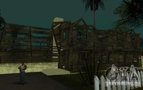 Дом из Call of Duty 4 для GTA San Andreas