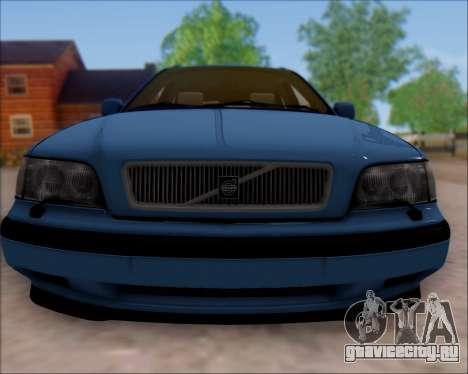 Volvo V40 для GTA San Andreas вид слева