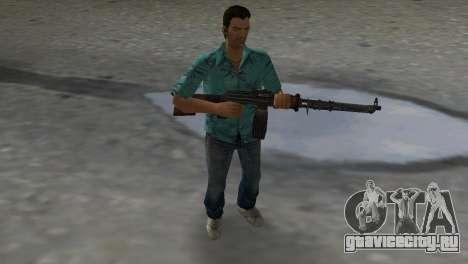 Ручной Пулемет Дегтярева для GTA Vice City второй скриншот