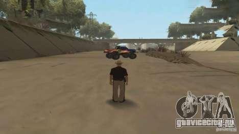 Дистанционное управление автомобилем для GTA San Andreas второй скриншот
