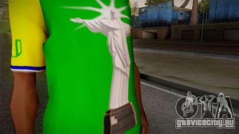 RIO T-Shirt для GTA San Andreas третий скриншот
