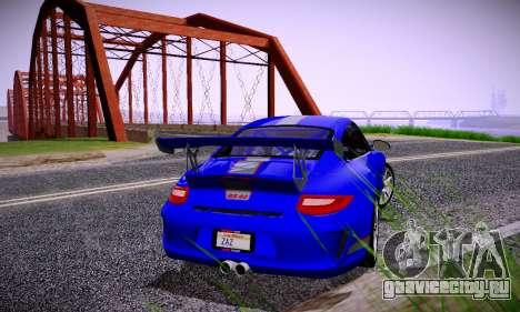 ENBSeries for low PC v2 fix для GTA San Andreas седьмой скриншот