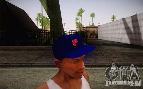 Penshoppe Cap для GTA San Andreas