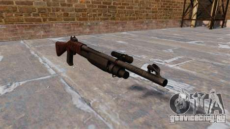 Ружьё Benelli M3 Super 90 art of war для GTA 4