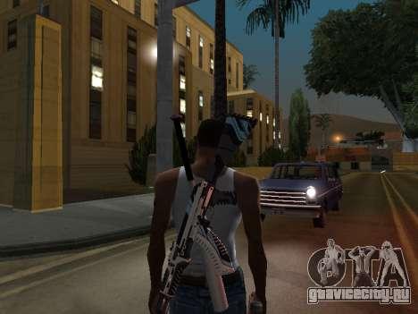 AK47 from CS:GO для GTA San Andreas второй скриншот