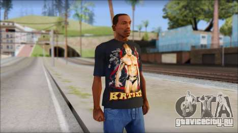 Batista Shirt v1 для GTA San Andreas