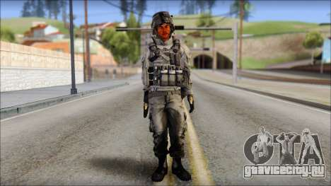 New Los Santos SWAT Beta HD для GTA San Andreas