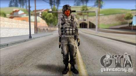 New Los Santos SWAT Beta HD для GTA San Andreas