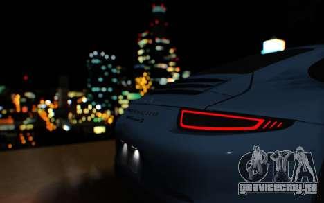 SA_New ENB для GTA San Andreas третий скриншот