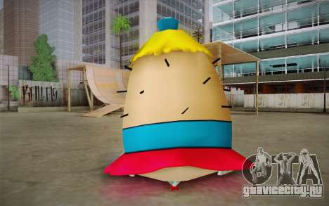 Mrs. Puff from Sponge Bob для GTA San Andreas второй скриншот