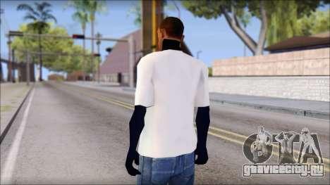 Fabri Fibra T-Shirt для GTA San Andreas второй скриншот