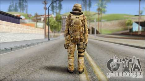 Desert UDT-SEAL ROK MC from Soldier Front 2 для GTA San Andreas второй скриншот