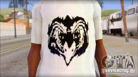 Free Bird T-Shirt для GTA San Andreas третий скриншот