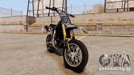 Yamaha YZF-450 v1.8 для GTA 4