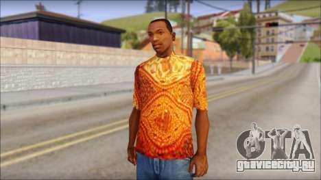 Batik Solo T-Shirt для GTA San Andreas