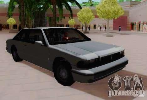 Premier Coupe для GTA San Andreas