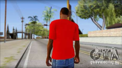 Turkish Football Uniform v4 для GTA San Andreas второй скриншот