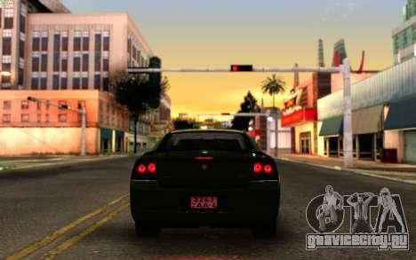 SA_New ENB для GTA San Andreas пятый скриншот