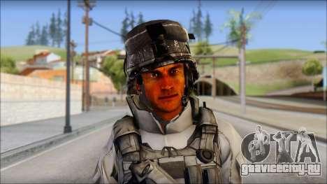 New Los Santos SWAT Beta HD для GTA San Andreas третий скриншот